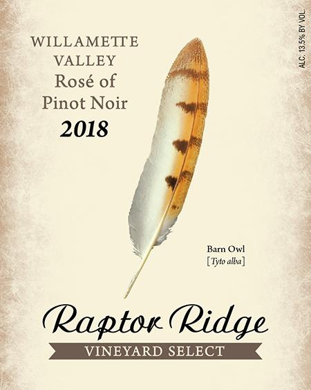 Raptor Ridge Rosé – Josh's Selection