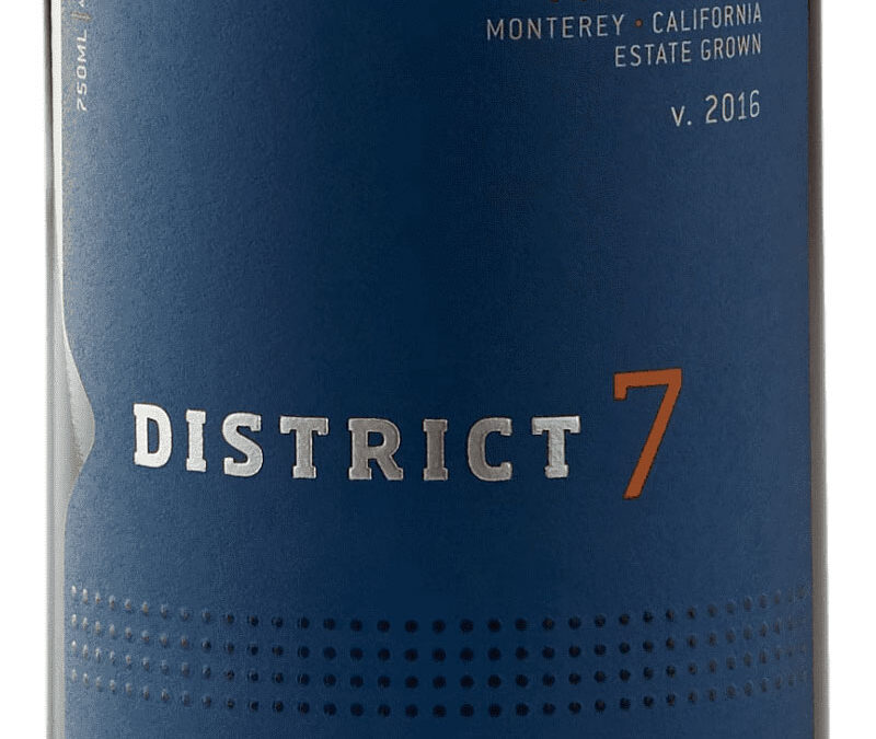 District7 Pinot Noir – Red Selection