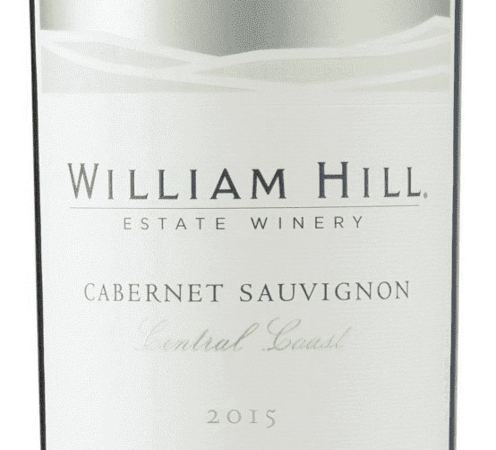 William Hill Estate Central Coast Cabernet Sauvignon – Red Selection