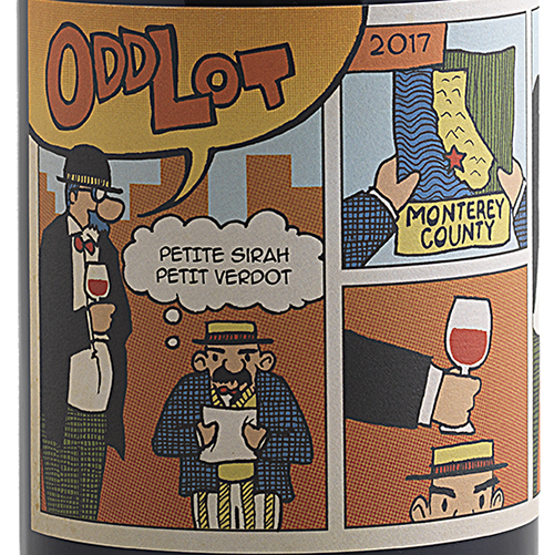 Odd Lot Red Blend – Red Selection