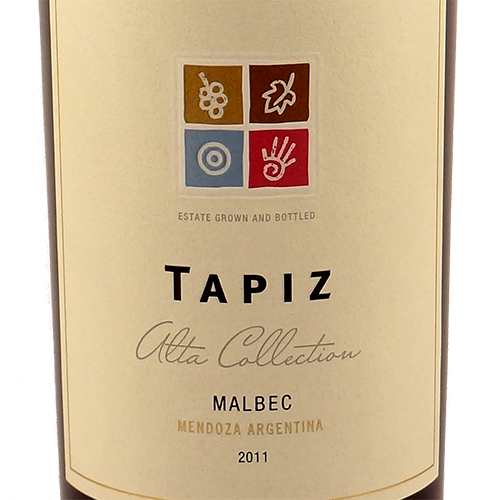 "Tapiz ""Alta Collection"" Malbec – Red Selection"