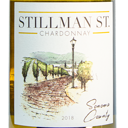 Stillman St Chardonnay – White Selection