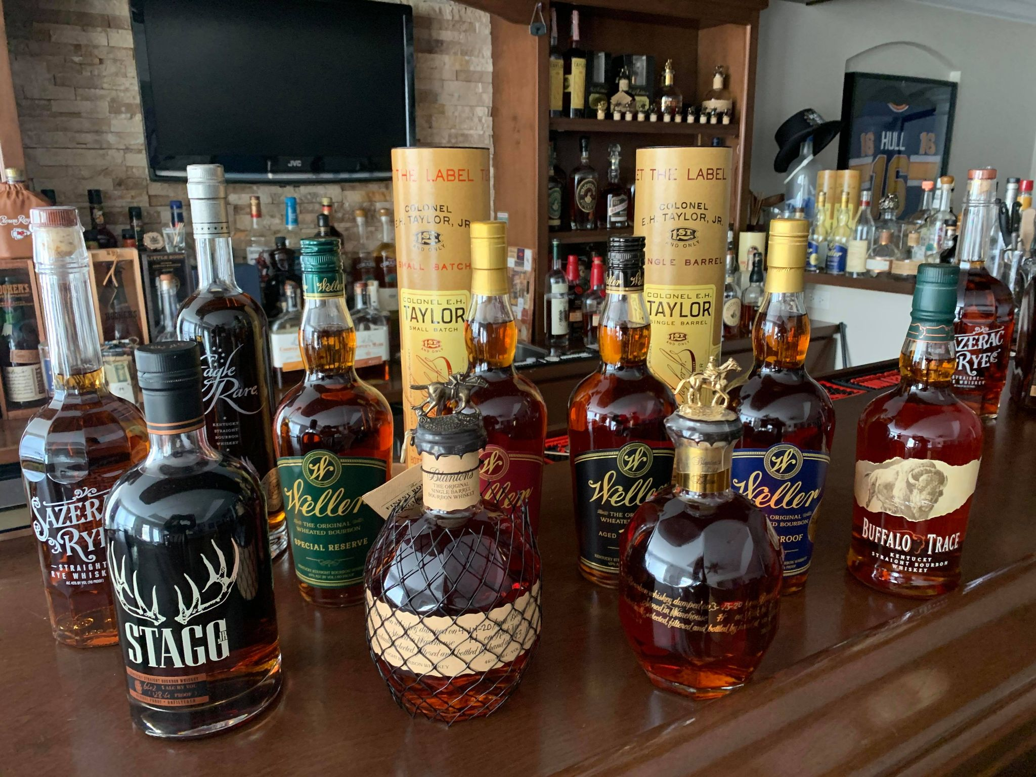 Hooks and Slices Golf tournament and the IWFW 100 presents the Sazerac 12 raffle