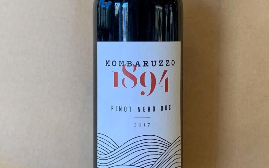 Mombaruzzo 1894 Pinot Nero – Josh's Selection