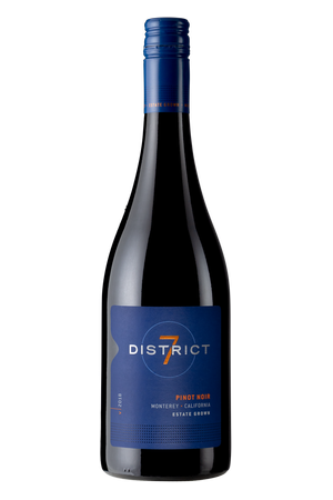District 7 Pinot Noir 2018 – Red Collection