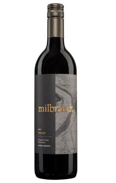 Milbrandt Merlot 2017 – Red Collection